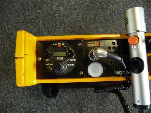 Dittel FSG 71 transceiver