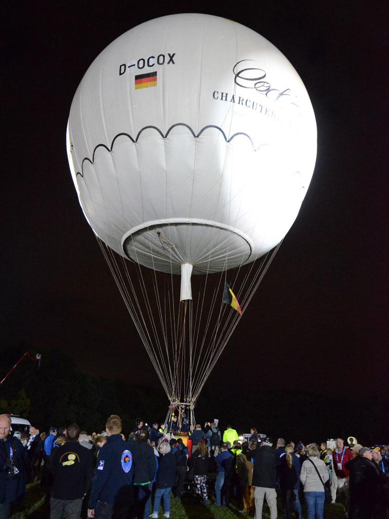 Ram For Sale >> D-OCOX Woerner NL-1000/STU netless gas balloon ...