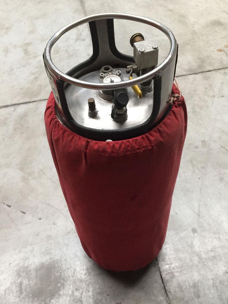 Ultramagic M20 cylinder