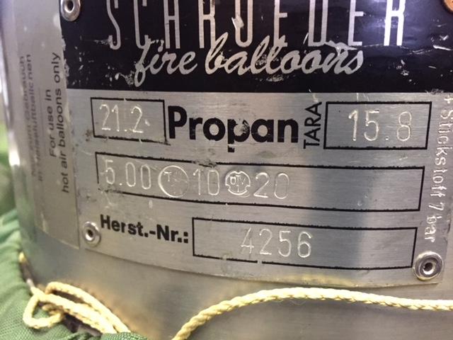 PH-DJB Schroeder Fire Balloons G 45/24
