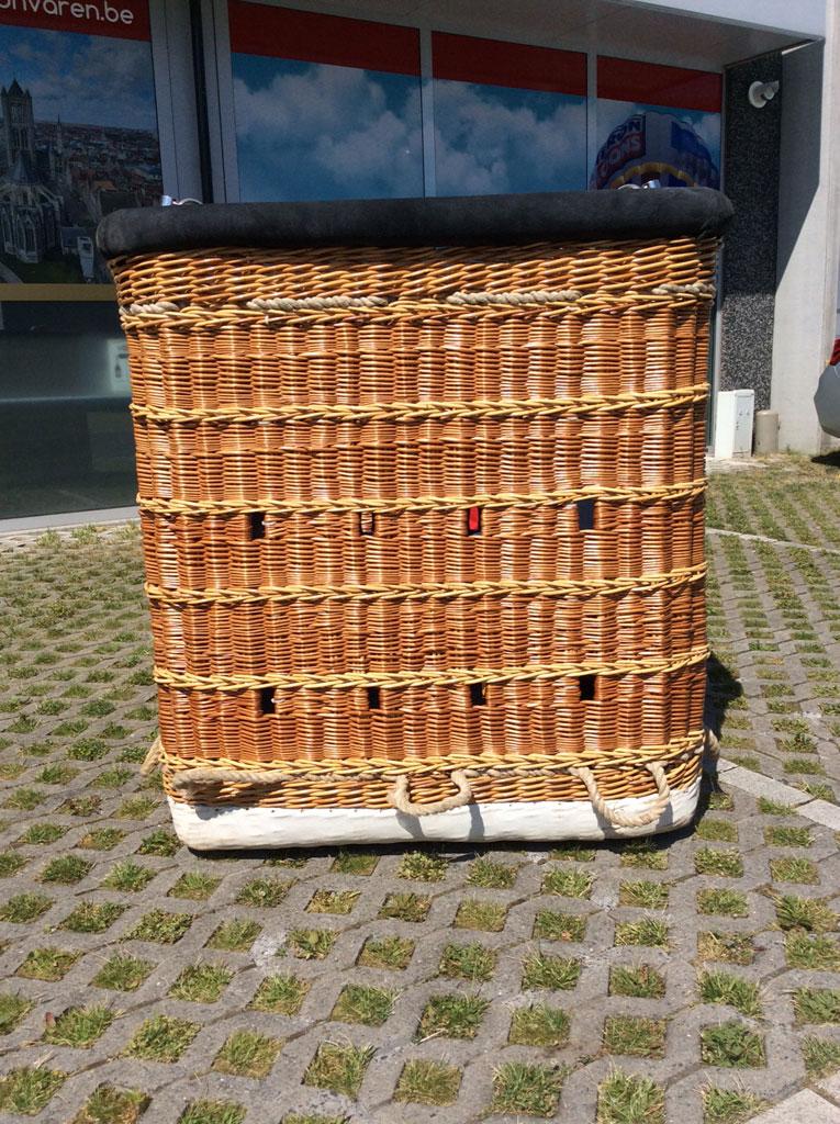 Cameron 120 open basket