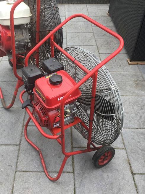 6.5 HP inflation fan
