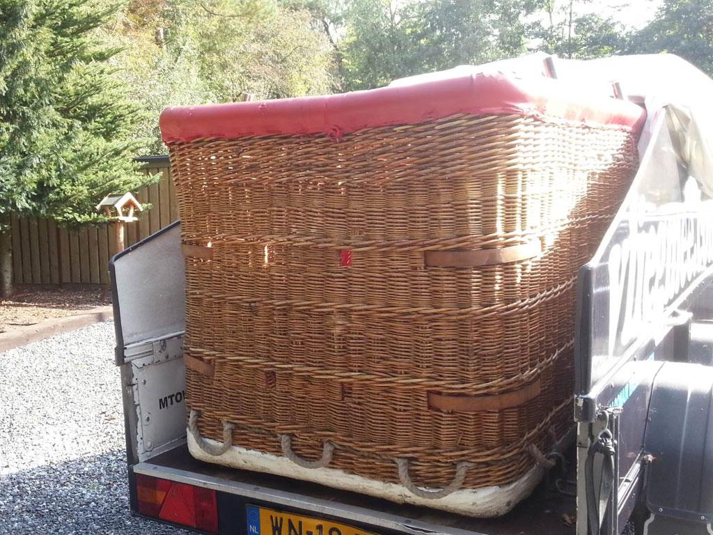 Cameron 120P basket