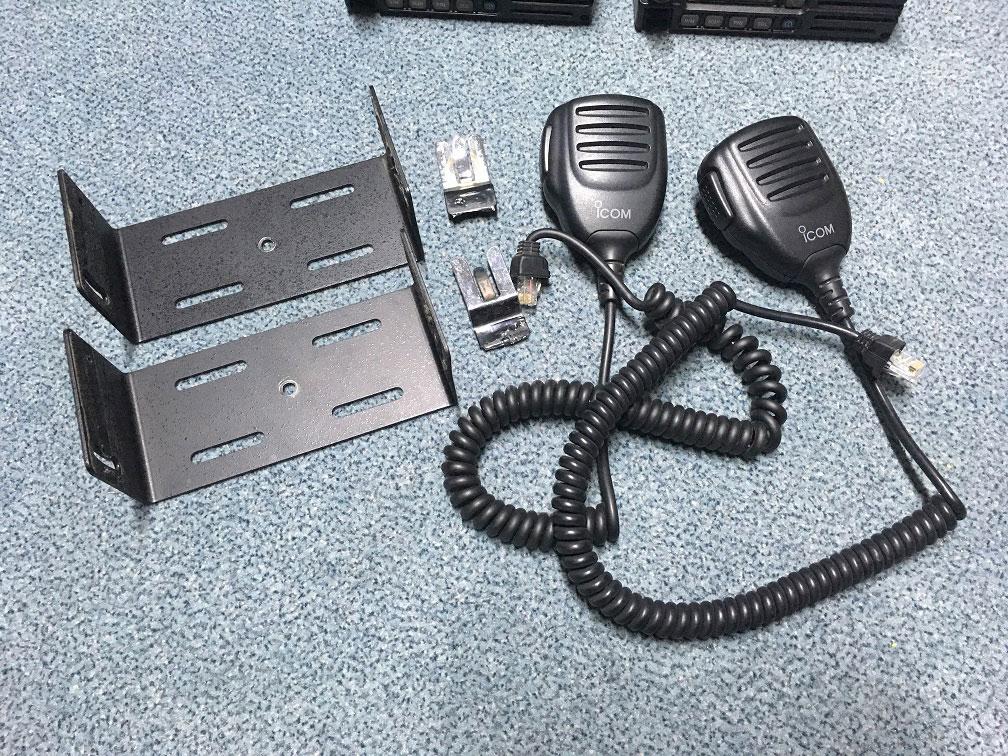 Icom IC-A110E VHF Air band transceiver