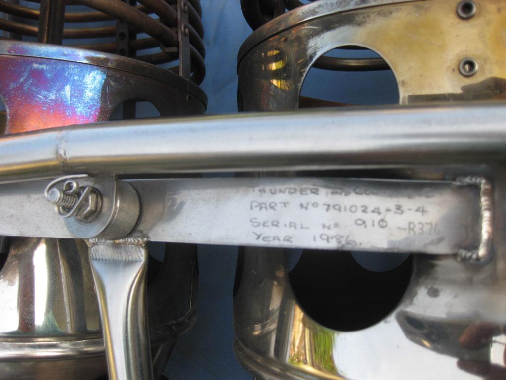 Thunder & Colt 77/90 bottom end