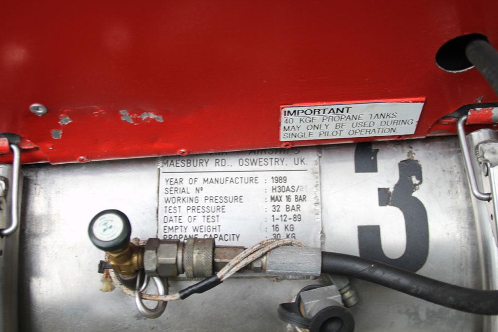 Thunder & Colt Airship gondola