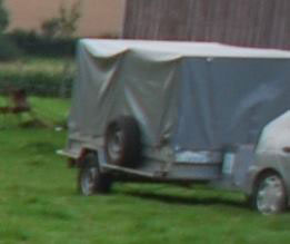 STOLEN: Lindstrand bottom end with trailer