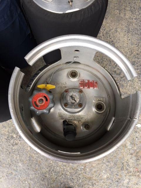 3x Worthington cylinders