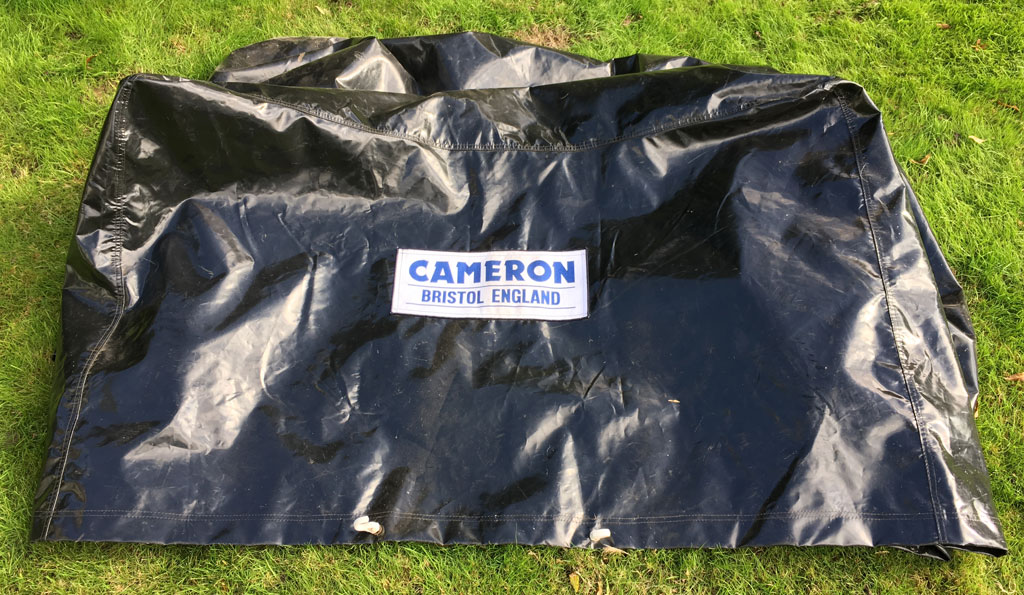 Cameron 77 bottom end