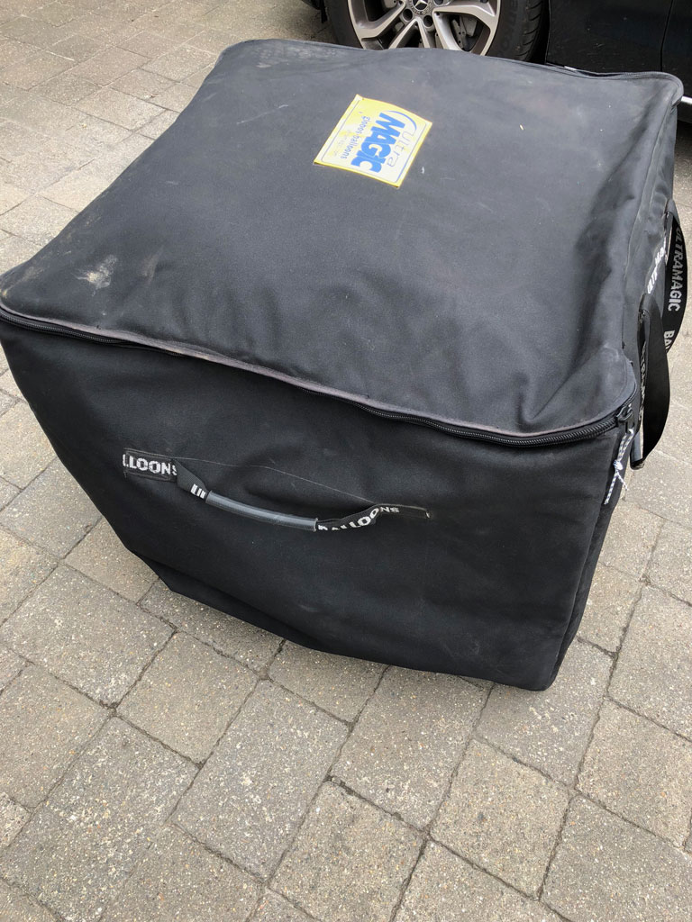 Ultramagic burner bag