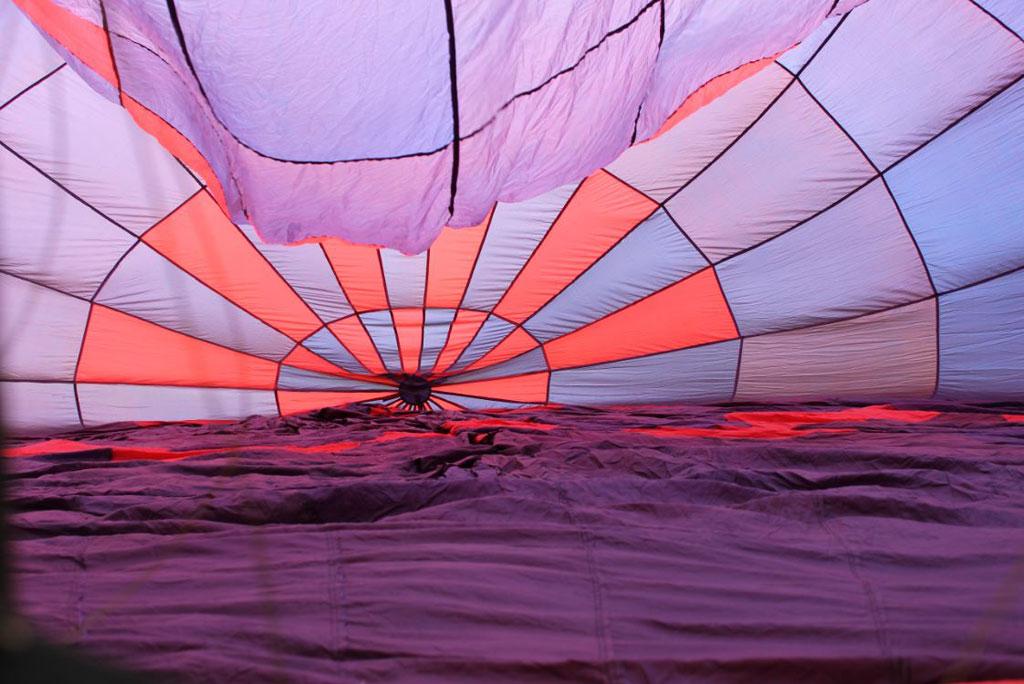 125m3 model balloon envelope