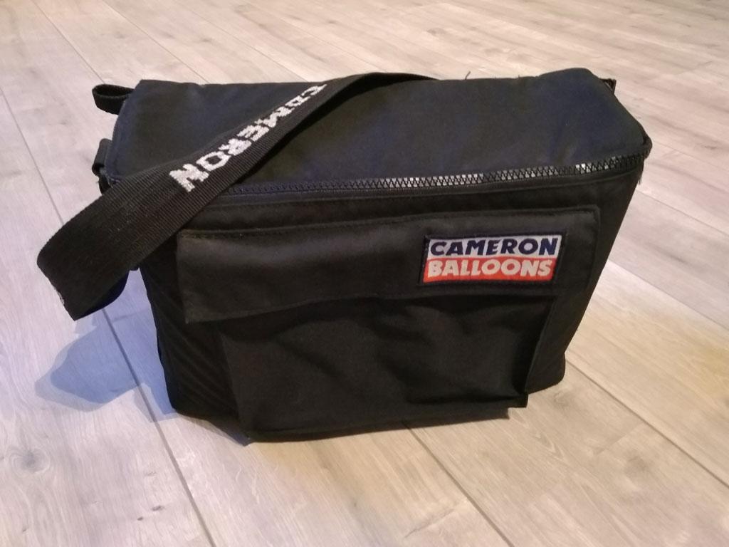 Cameron pilot bag