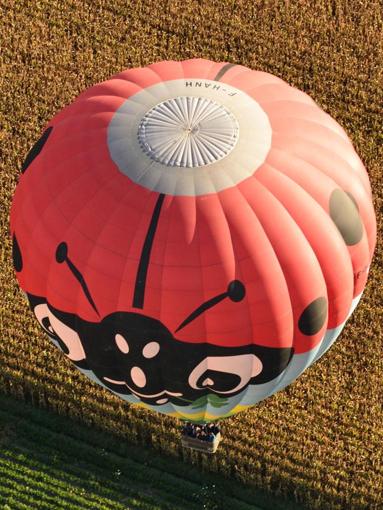 F-HANH Schroeder Fire Balloons G 50/24