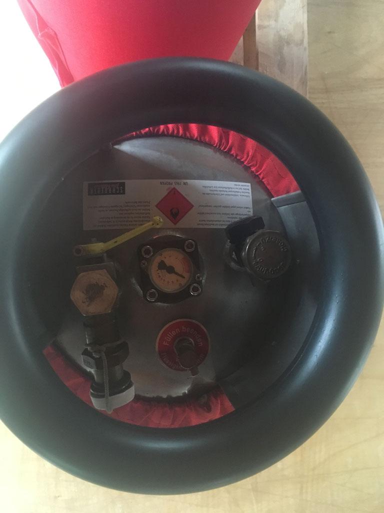 2x Schroeder VA50 cylinder