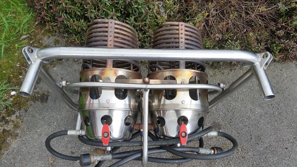 Thunder & Colt C3 double burner