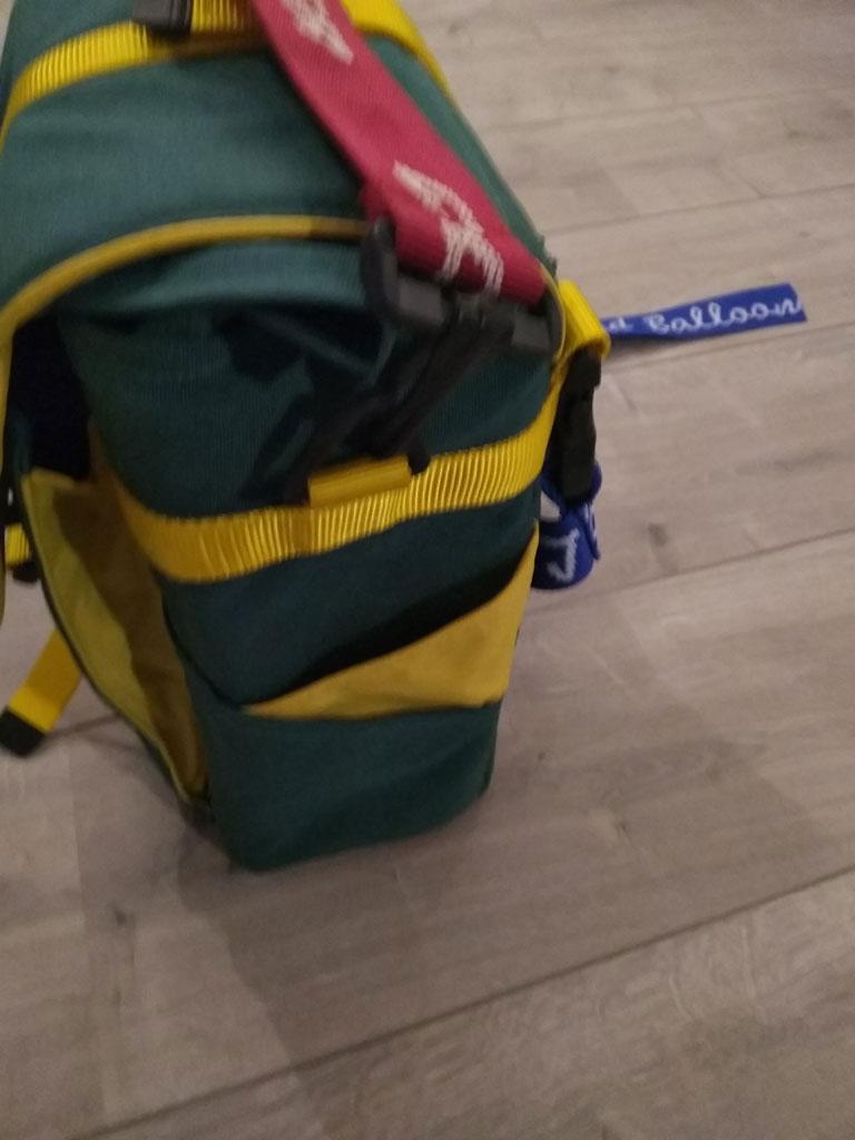Lindstrand basket (radio) bag