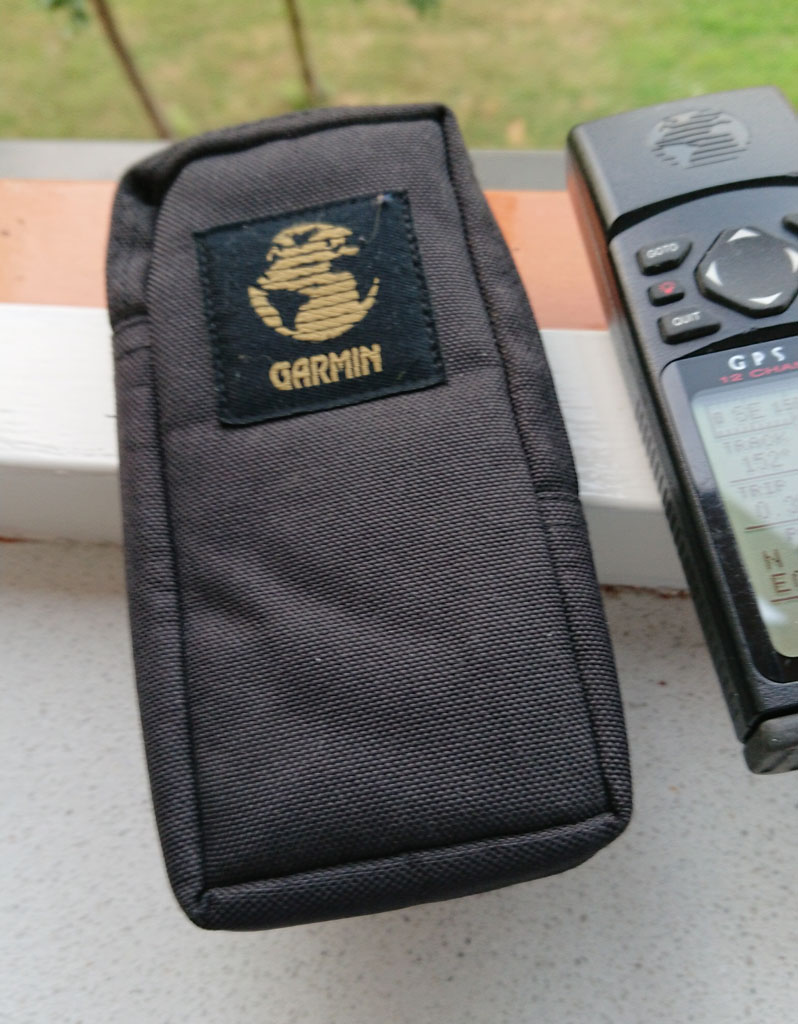 Garmin 12 GPS