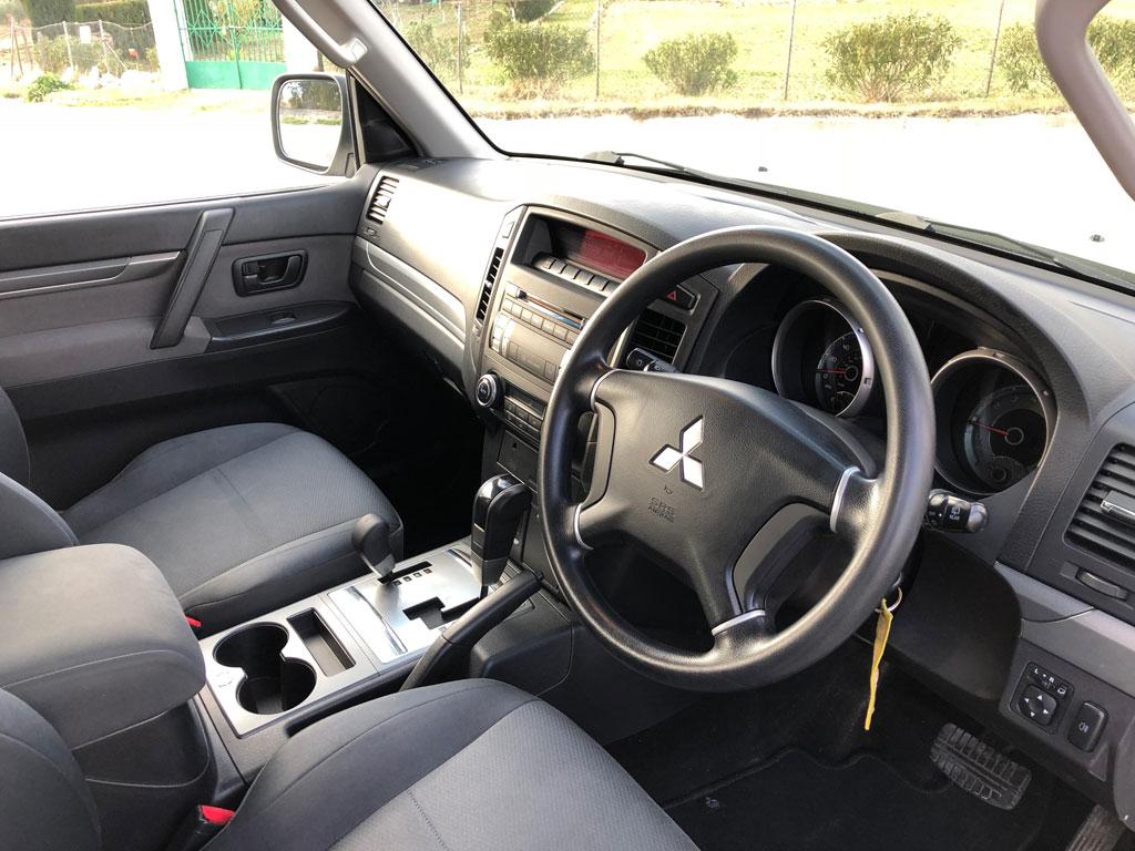 Mitsubishi Shogun 3.2 LWB