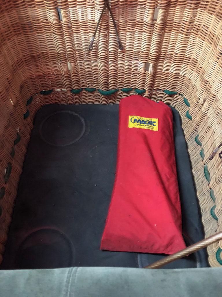 Ultramagic C3 flat top basket