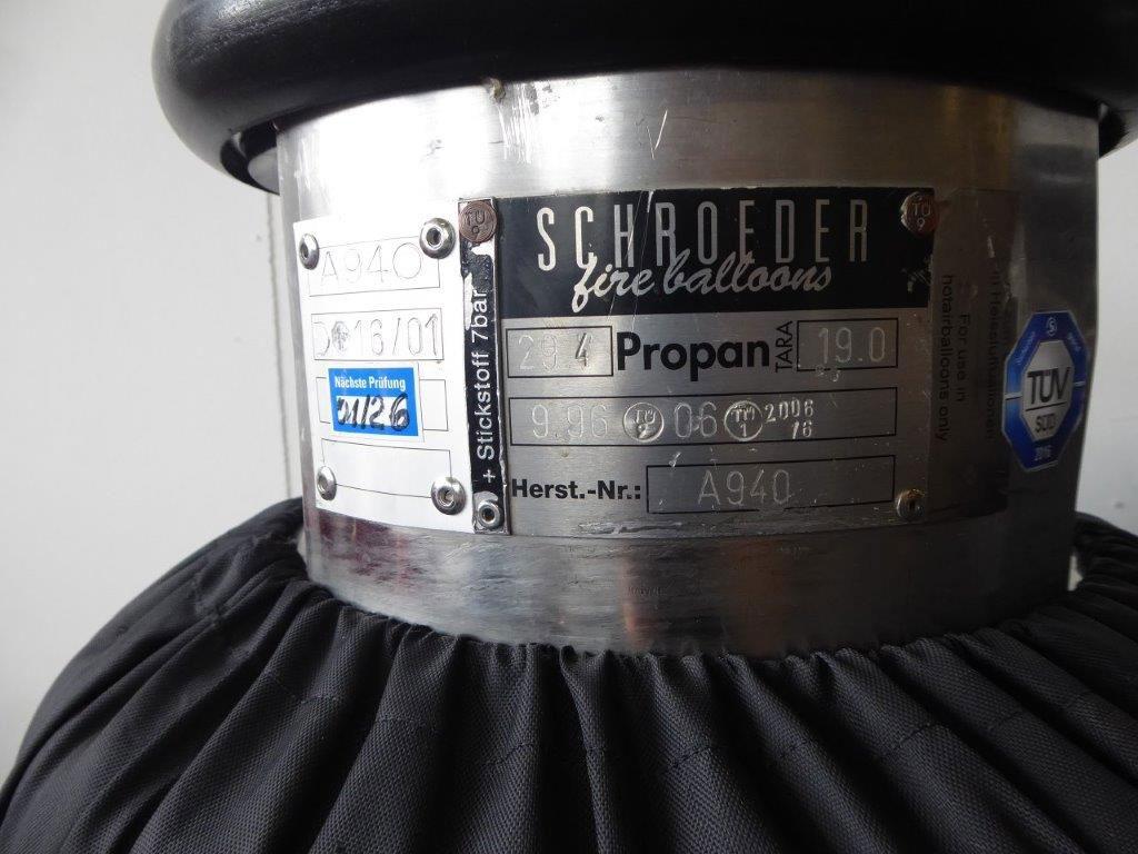 3x Schroeder VA70
