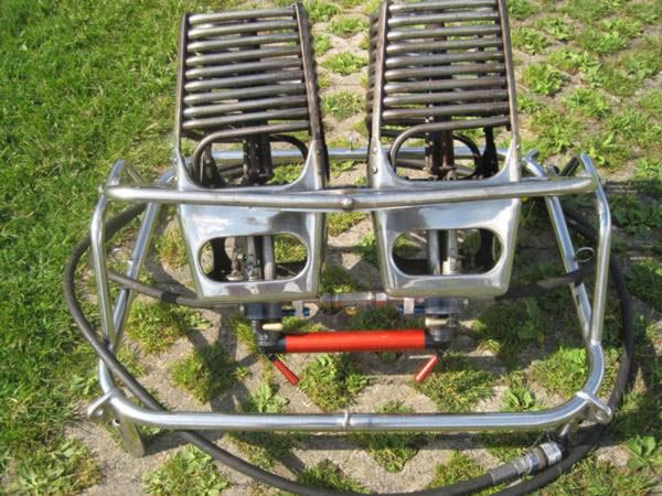 Cameron CB2008-2 Stealth double burner