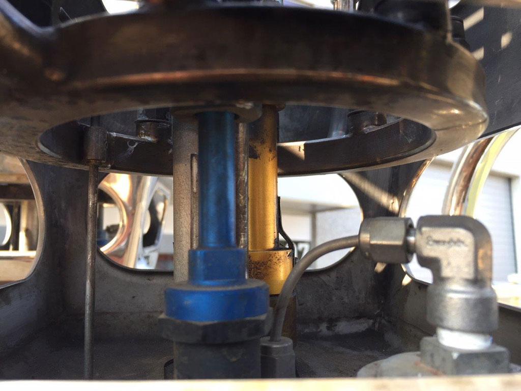 Cameron 250 TT bottom end