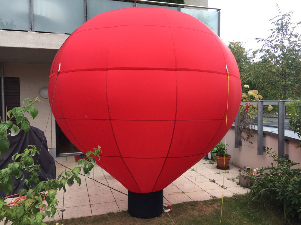 Ultramagic cold air inflatable