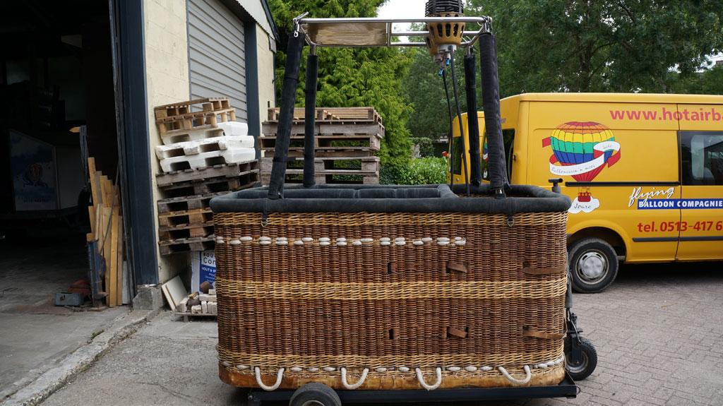 Thunder & Colt CB8266 basket
