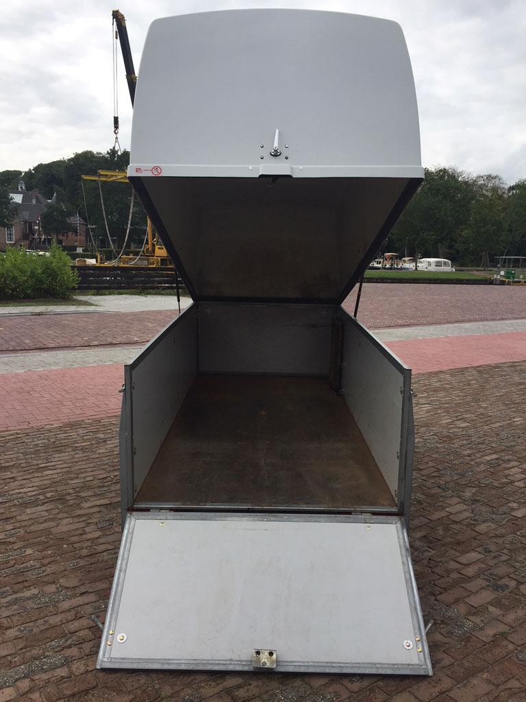 3.0m tandem axle Westfalia trailer