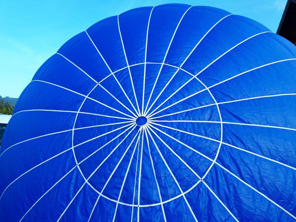 100m3 model balloon envelope