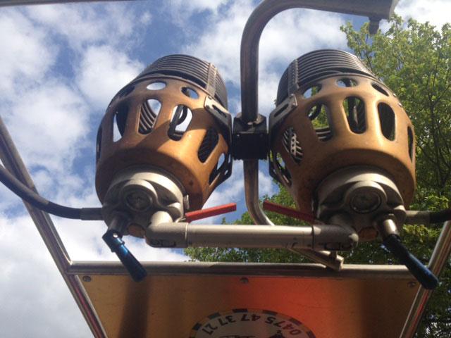 Thunder & Colt Single T bottom end