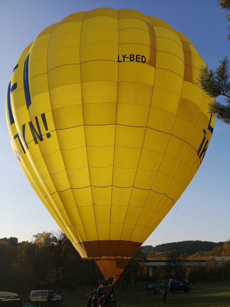 LY-BED Schroeder Fire Balloons G 45/24