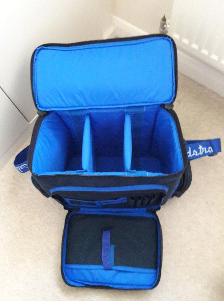 Lindstrand pilot bag