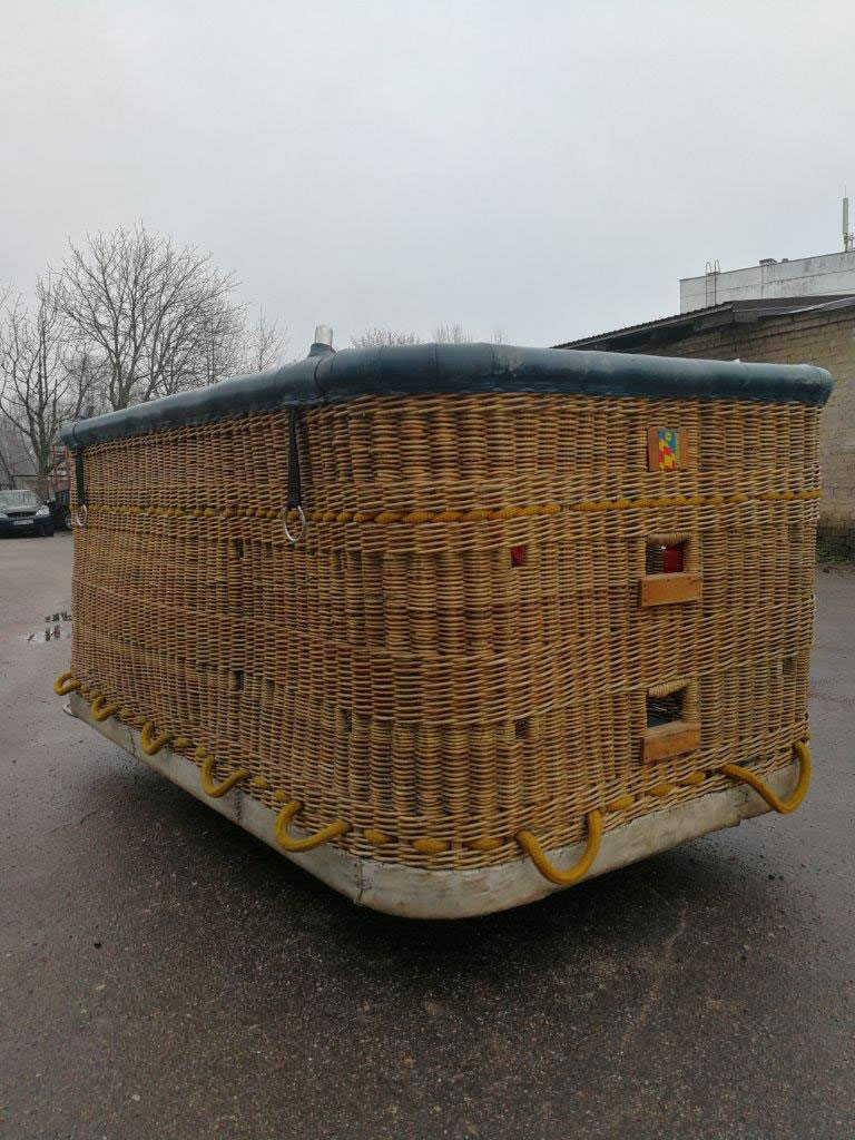 Lindstrand LBL single T basket