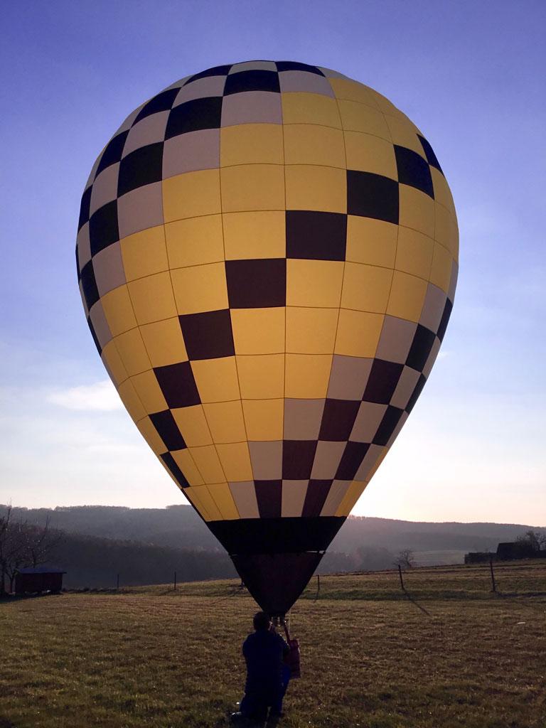 80m3 model balloon envelope Racer