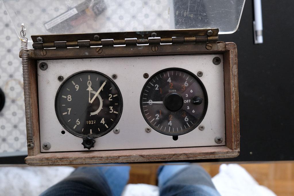 Altimeter + variometer