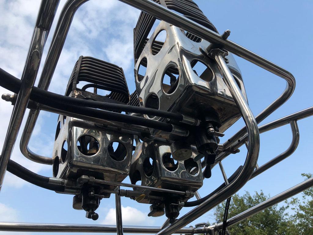Cameron 180-210 TT bottom end