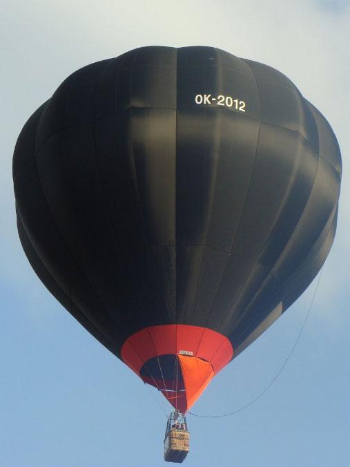 OK-2012 Cameron C-80
