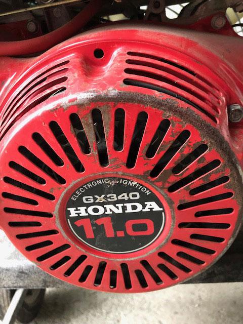 11.0 HP inflation fan