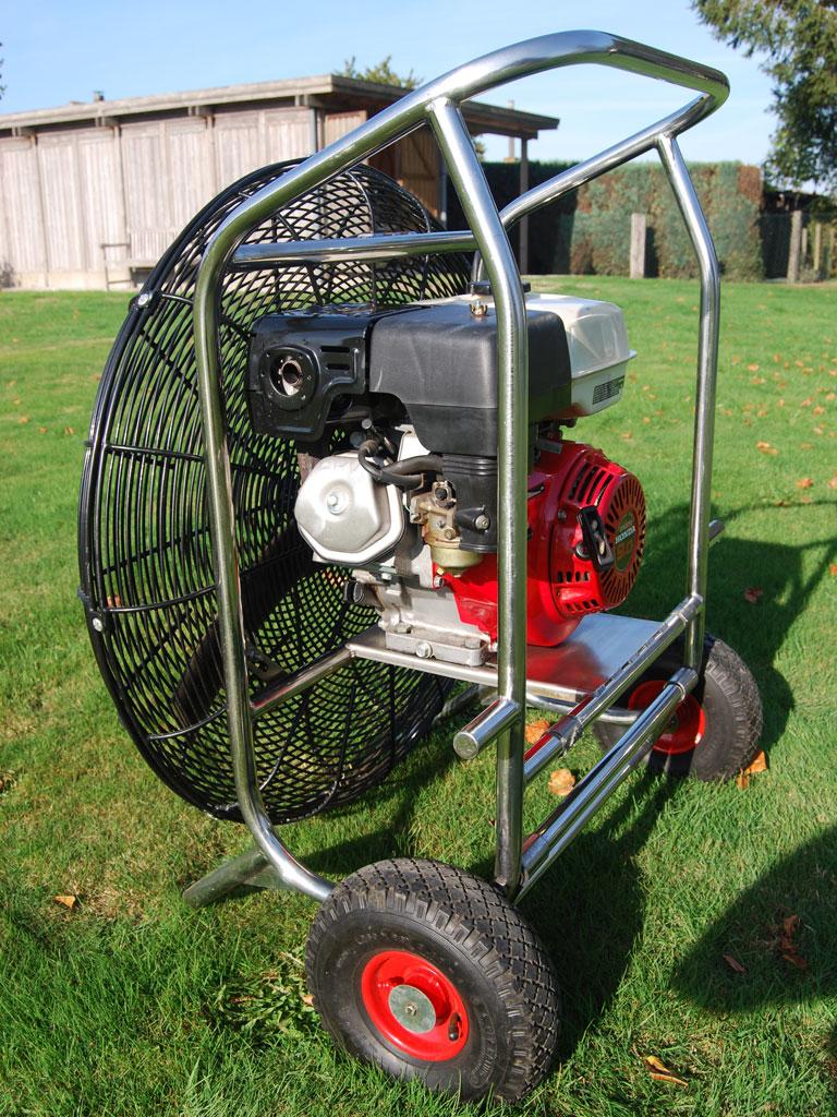 9.0 HP inflation fan
