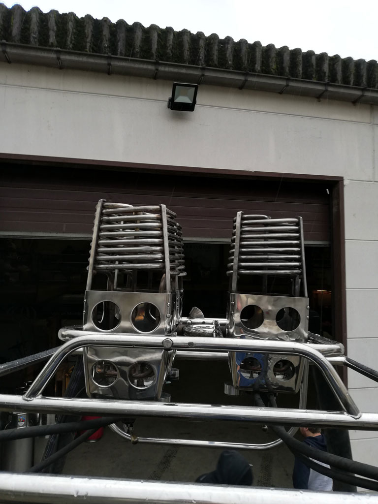 Cameron 210 TT bottom end