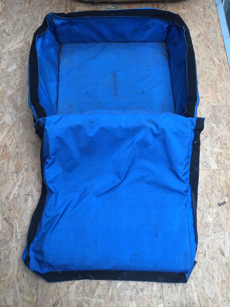 Burner bag