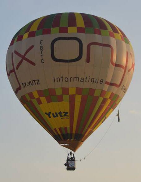 F-GYTC Llopis Balloons MA-30
