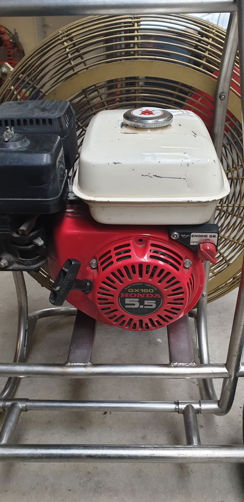 5.5 HP inflation fan