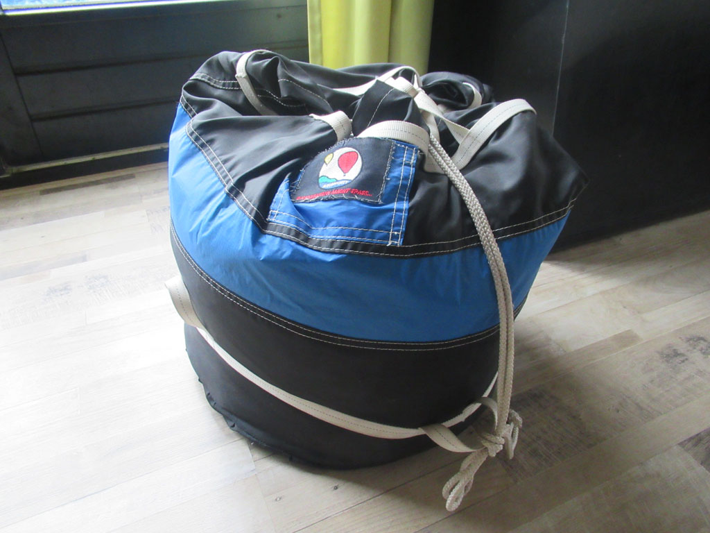 90 m3 model balloon