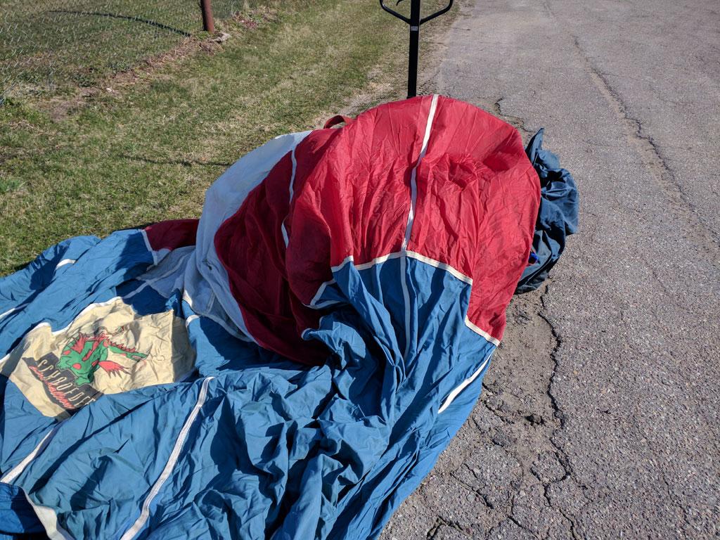 LY-OAF Schroeder Fire Balloons G 30/24