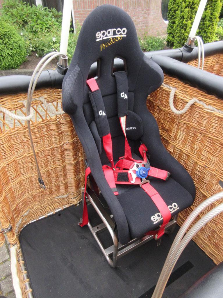 Cameron 105-120 accessible basket