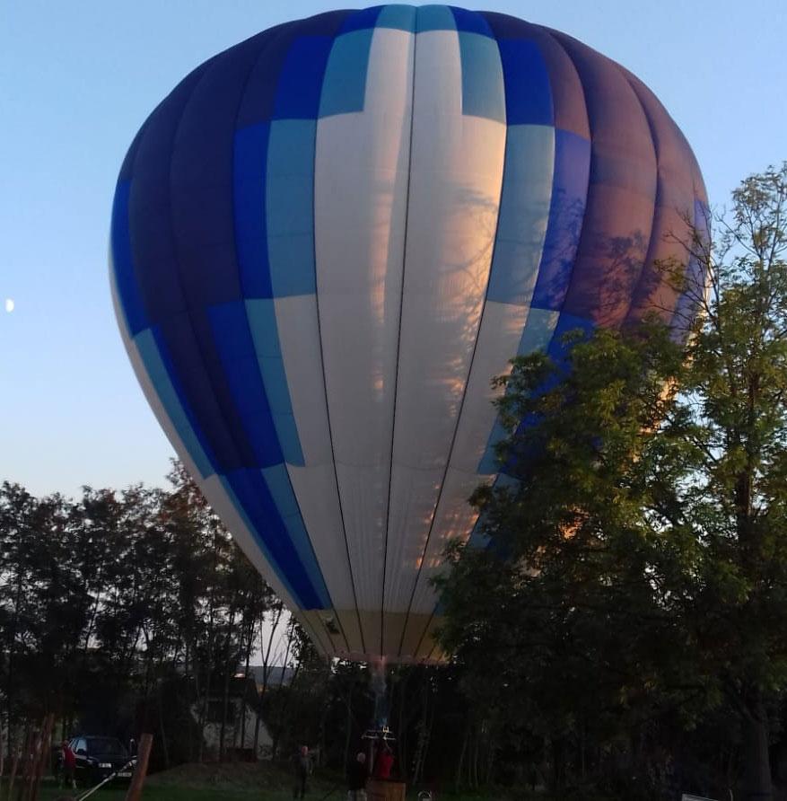 D-ORUJ Schroeder Fire Balloons G 26/24
