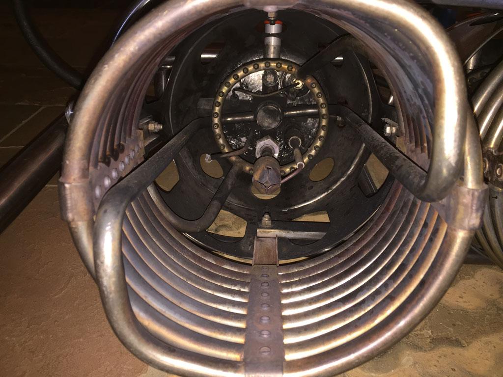 Thunder & Colt MK3 double burner