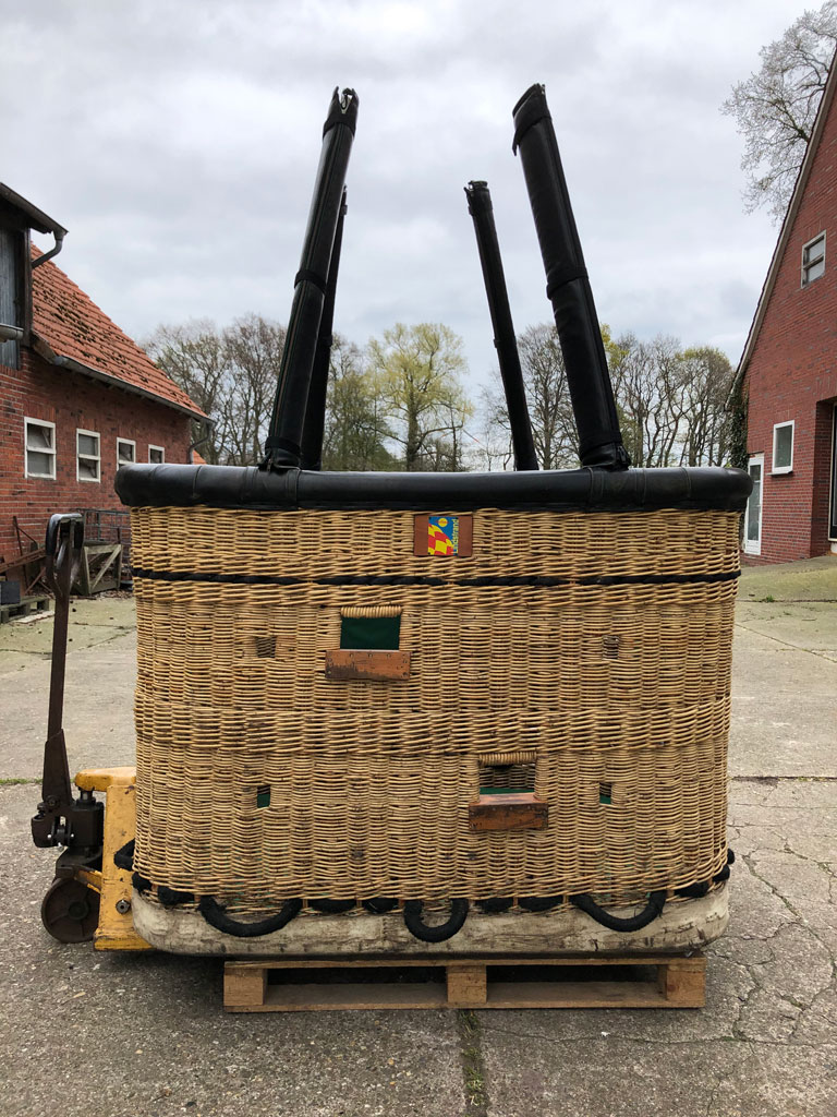 Lindstrand 105 basket